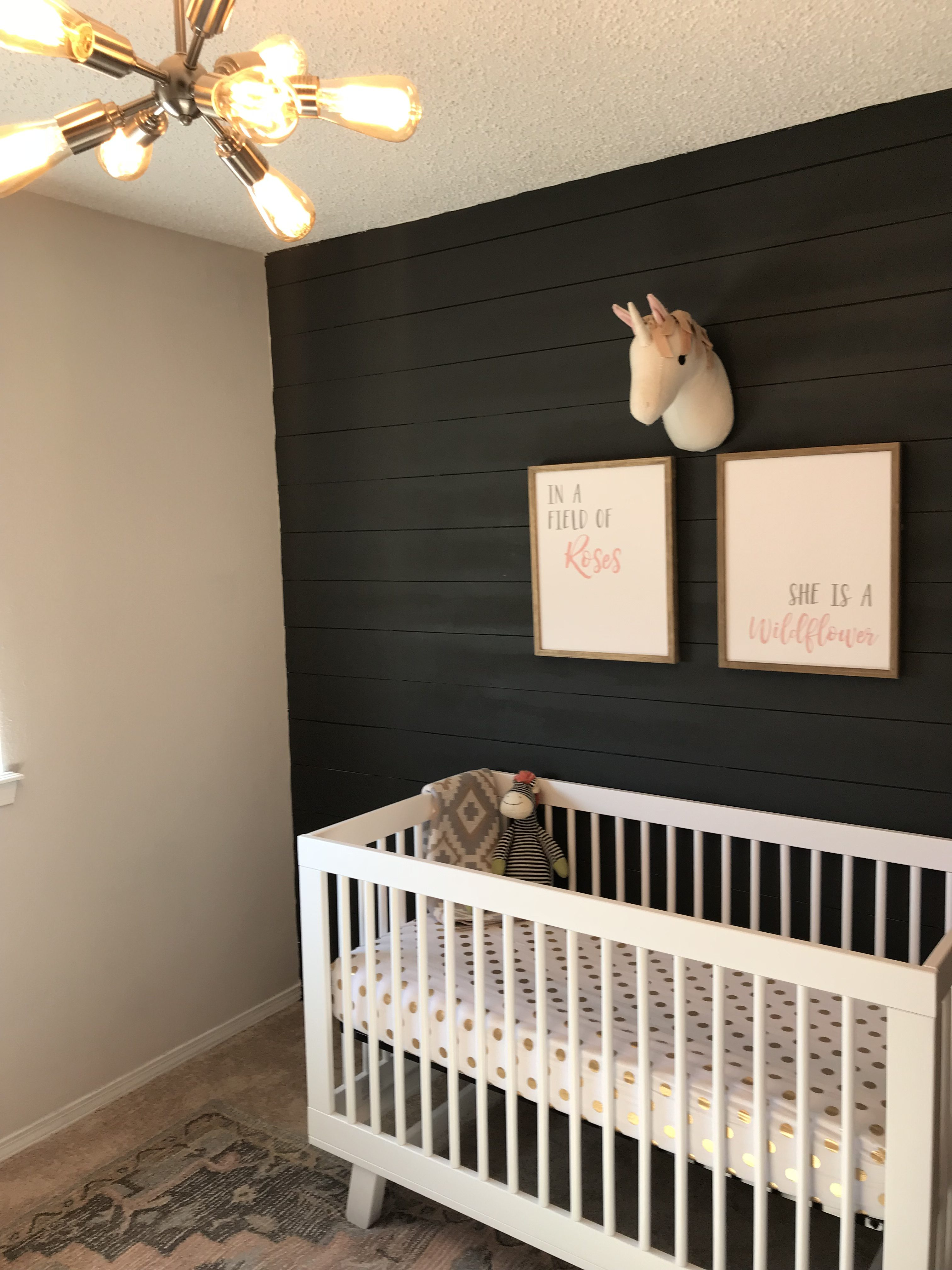 How To Plank A Wall On Budget Faux Shiplap