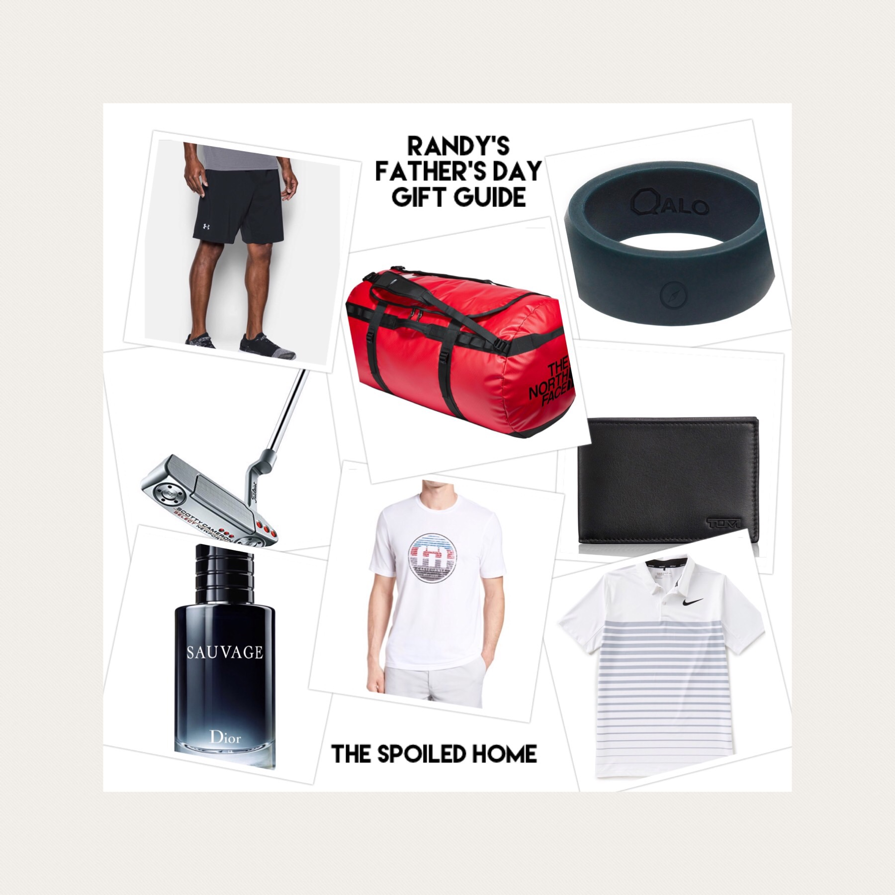 """Randy's Father's Day Gift Guide-He said this is what guys want-meaning """"him"""""""