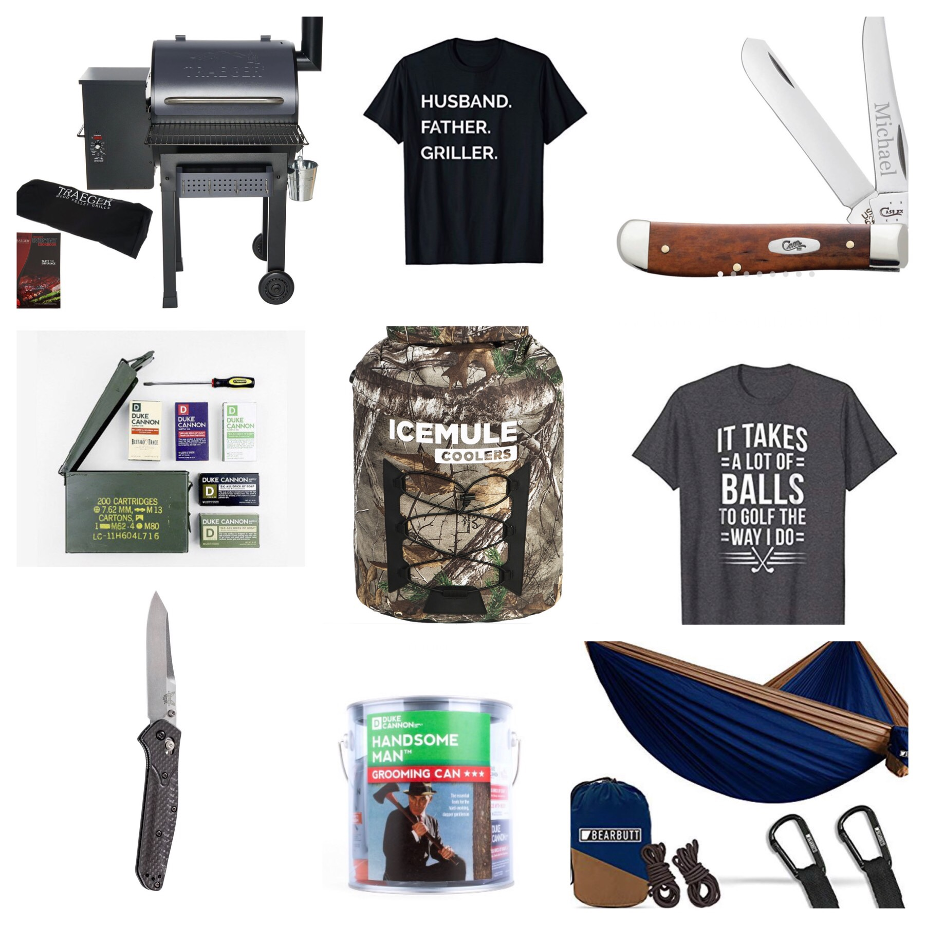 Rob's gift guide for the man's man