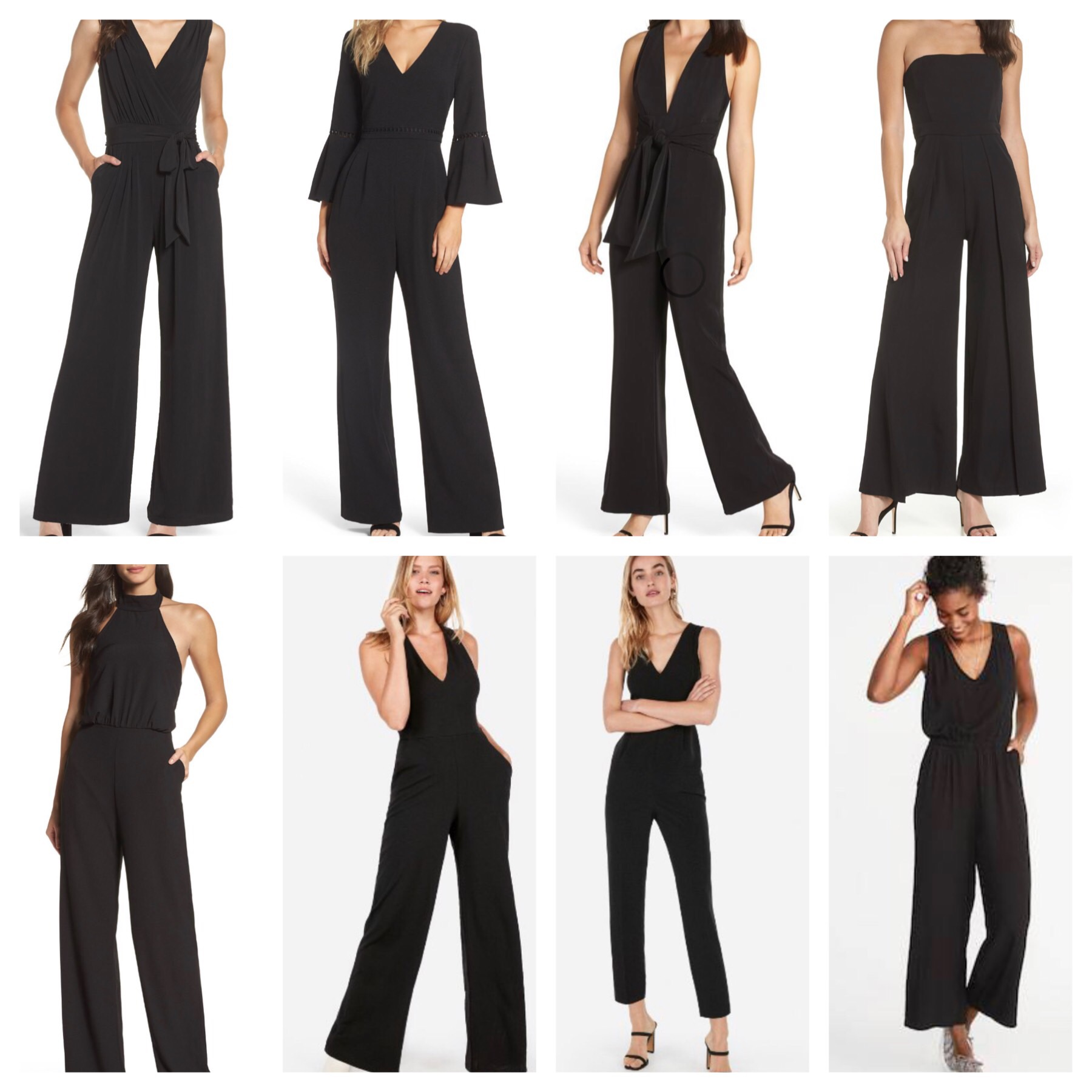 Best Black Jumpsuits for less than $100
