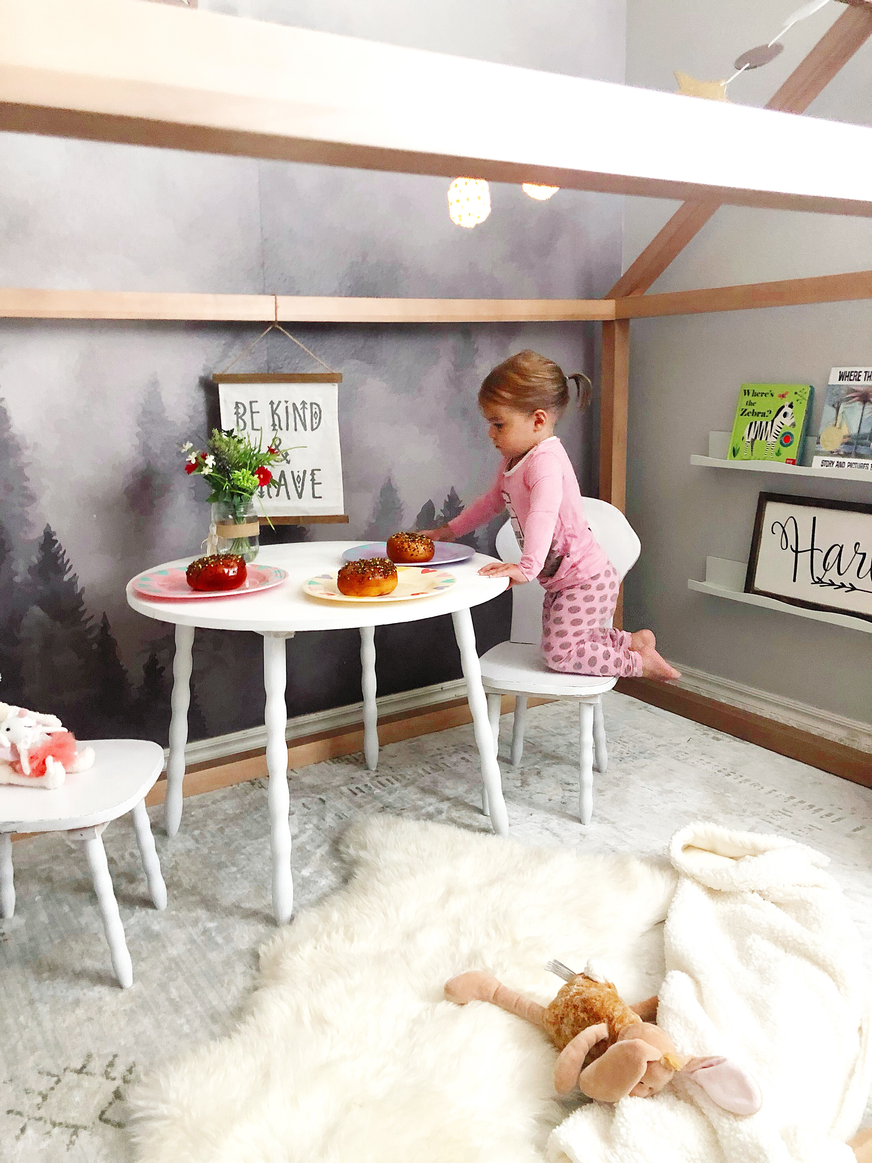 Harlow's Playroom