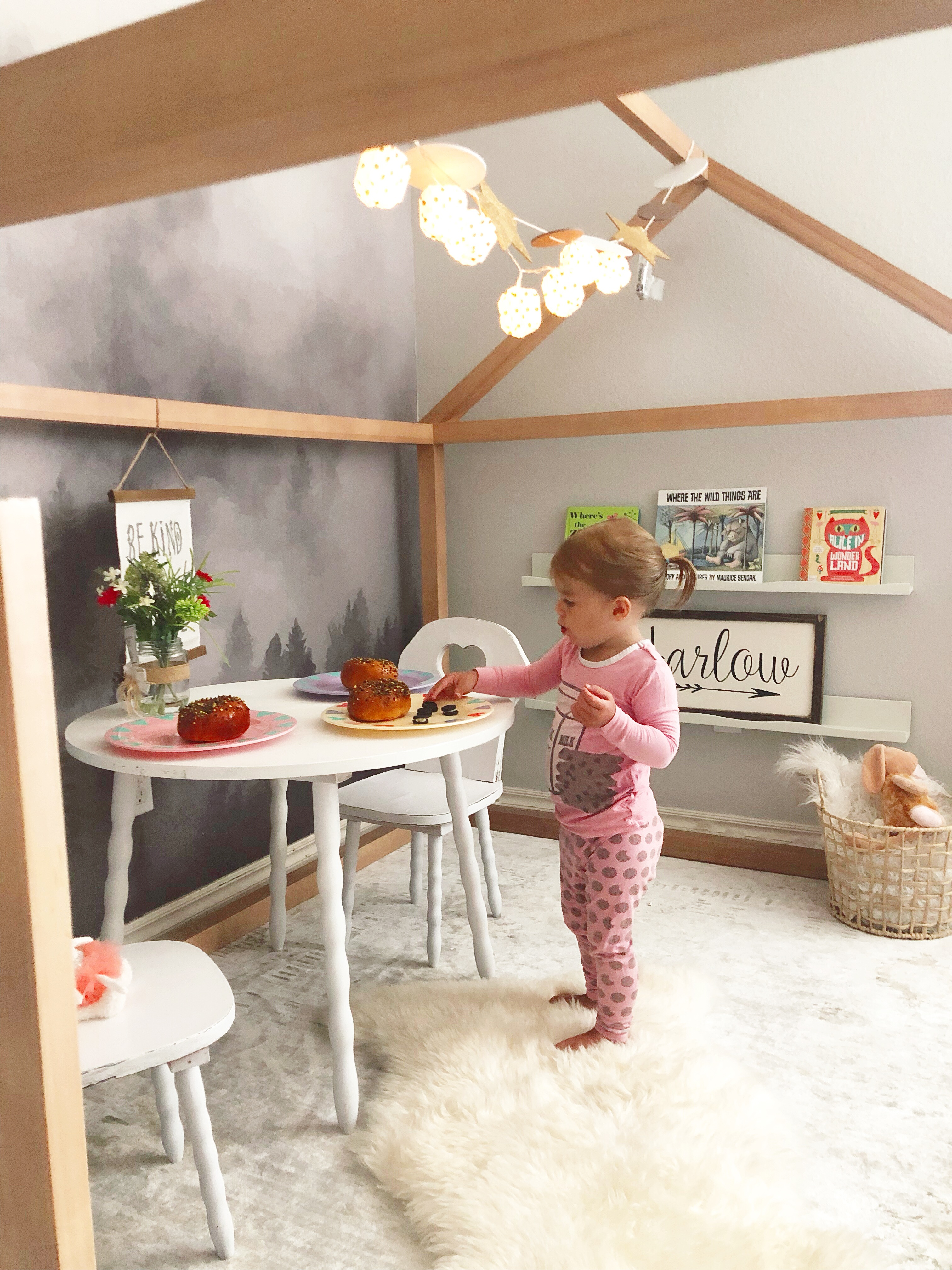 Kid's Playroom Update with Drew Barrymore's Flower Kids