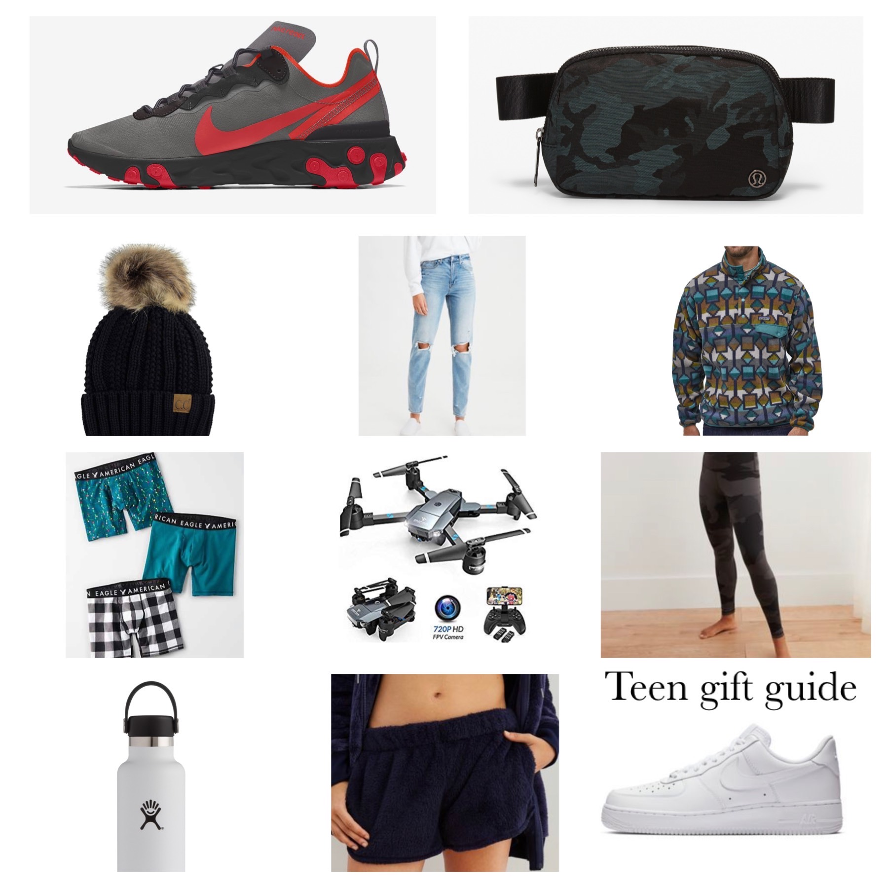 Teen and Young Adult Christmas gift guide 2019