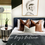 Teen Boy's Bedroom Before & After