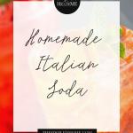 Torani Italian Soda