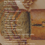 Moist & Delicious Banana Bread