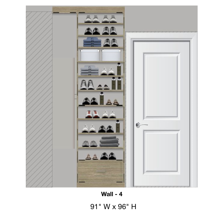Inspired Closets 3D Designer