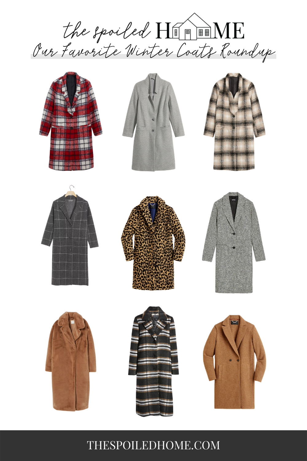 Sandi Johnson's Favorite Winter Coats